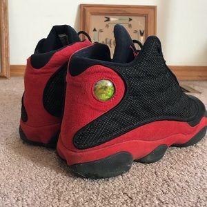 8ee9a680fb315f Jordan Shoes - Jordan 13 BRED sz 12 released 2004